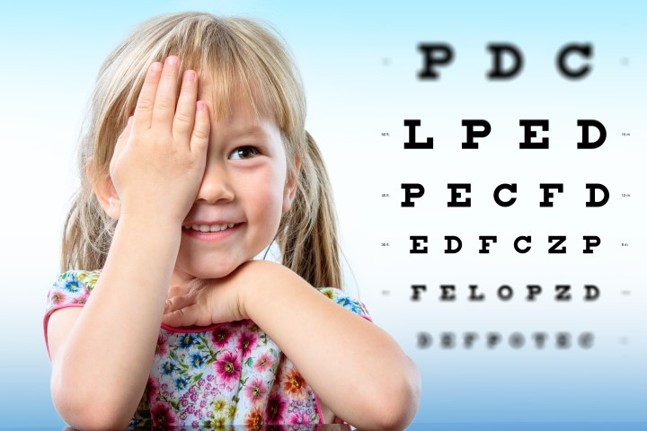 pediatric ophthalmology in gurgaon