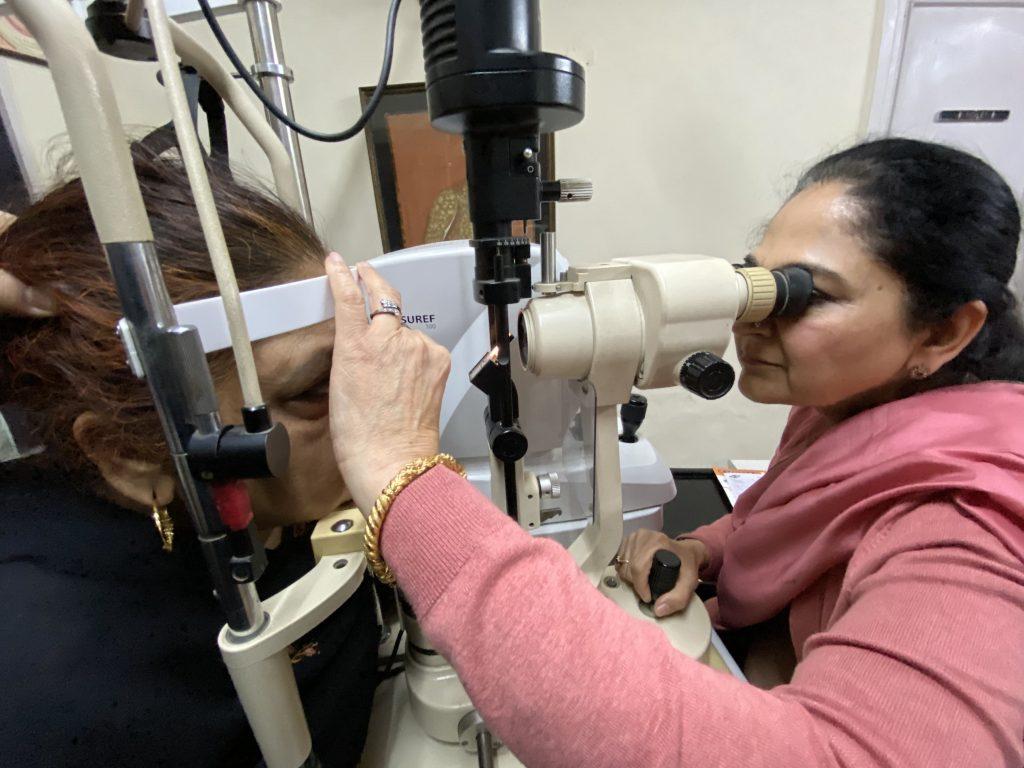 dr sethi's eye centre Delhi